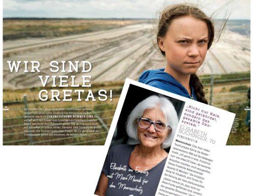 Woman Magazin: Wir sind viele Gretas!