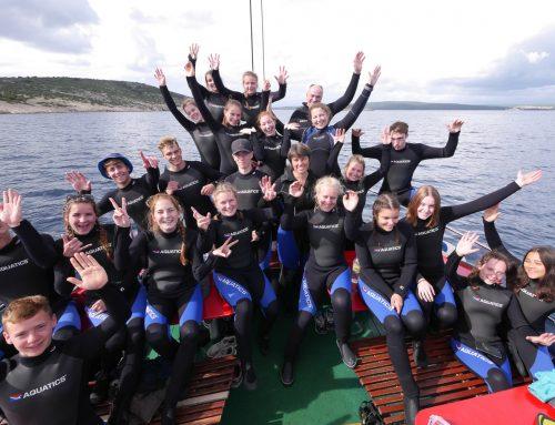 Meeresbiologische Schulprojektwochen in Kroatien – Wir haben noch Plätze für 2021!