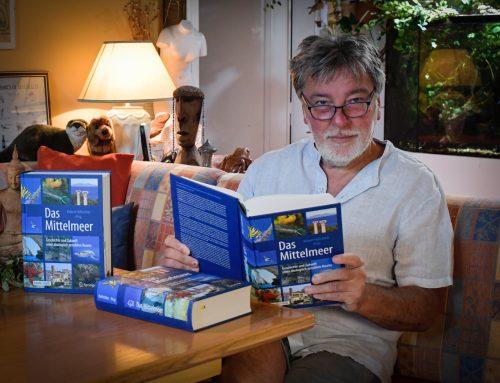 """Das Buch """"Das Mittelmeer"""" ist endlich da!"""